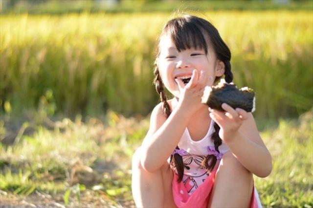 有機栽培の米は【あふあふ倶楽部】から~おにぎりやお弁当にはミルキークイーン~